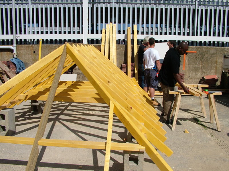 Weekday Roof Construction Courses