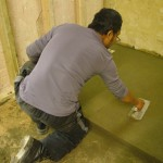 Floor Screed 009